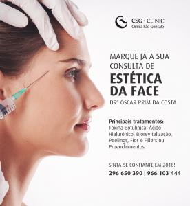Consultas Estética da Face