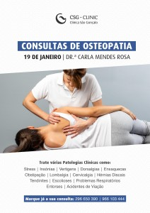 Newsletter Osteopatia